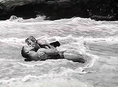 240px-Burt Lancaster and Deborah Kerr in From Here to Eternity trailer